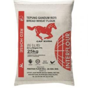 RED HORSE BREAD FLOUR 1X25KG
