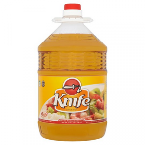 KNIFE COOKING OIL 1 X 5KG