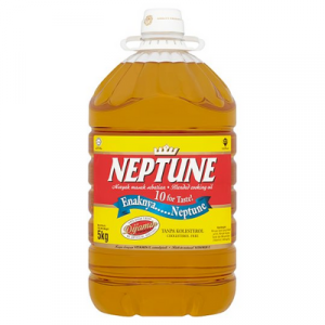 NEPTUNE COOKING OIL 1 x 5KG