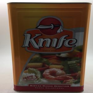 KNIFE COOKING OIL 17KG 1x17KG