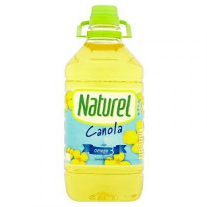 NATUREL CANOLA OIL 1 x 3KG
