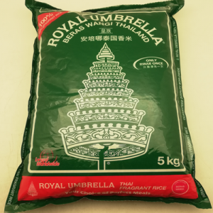 ROYAL UMBRELLA THAI RICE 1 X 5KG