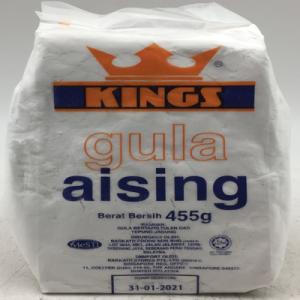 KING'S ICING SUGAR 1X455G