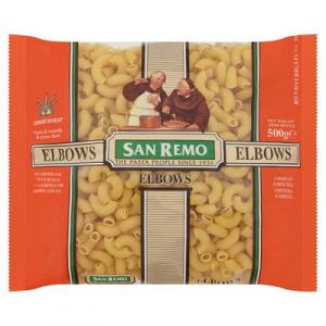 SAN REMO ELBOWS 1X500G