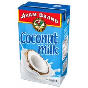 AYAM BRAND COCONUT MILK 1 X 1LIT