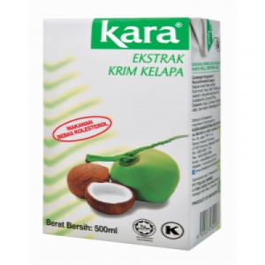KARA COCONUT CREAM 1X500ML