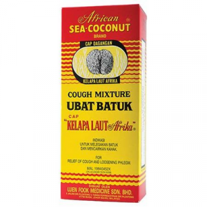 AFRICAN SEA COCONUT COUGH SYRUP 1X177ML