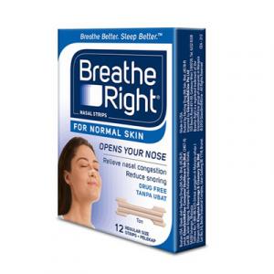BREATH RIGHT NORMAL SKIN 1X12`S