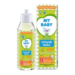 MY BABY MYK TELON PLUS A/MOSQUITO 1X60ML