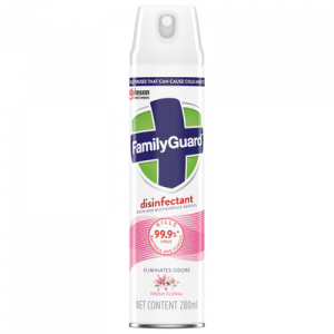 FAMILY GUARD DISNFECT FR FLORAL 1X280ML