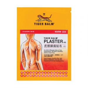 TIGER BALM PLASTER WARM (S)  1X1PACK