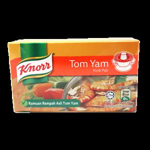 KNORR TOMYAM CUBES 1x60G