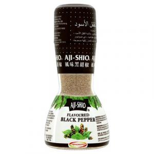 AJI-SHIO BLACK PEPPER 1 X 80G