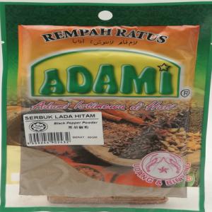 ADAMI SERBUK LADA HITAM 1 x 50G