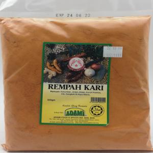 ADAMI REMPAH KARI MAMAK 1 x 500G