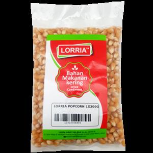 LORRIA POPCORN 1X300G