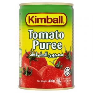 KIMBALL TOMATO PUREE 1X430G
