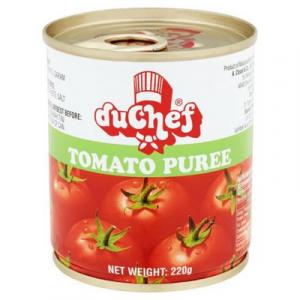 DUCHEF BRAND TOMATO PURE 1x220G