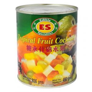 ES FRUIT COCKTAIL 1X836G
