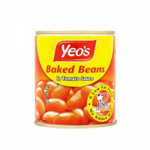 YEO'S BAKED BEAN T/S(M) 1 x 300G
