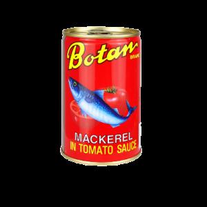 BOTAN MACKEREL 1x425G