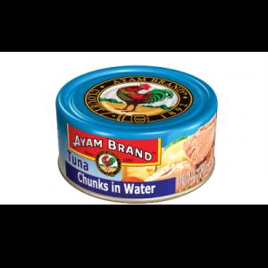 AYAM BRAND TUNA CHUNK WATER 1X150G