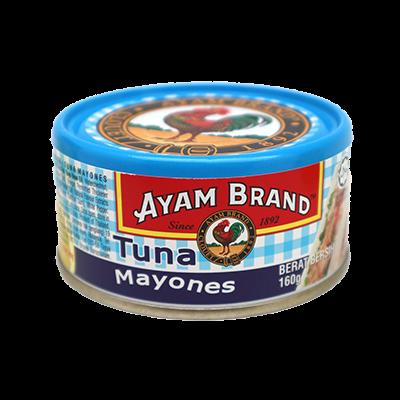 AYAM BRAND DELI TUNA NATURAL 1X160G