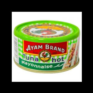 AYAM BRAND TUNA HOT & SPICY 1X160G