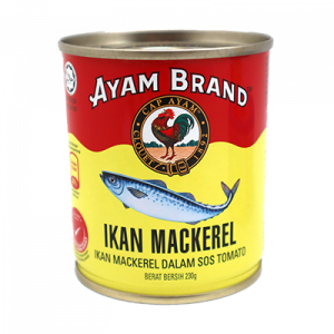 AYAM BRAND MACKERELS TOM 1x230G