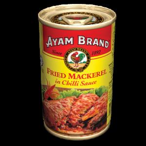 AYAM BRAND FRIED MACKERE 1 x 155G