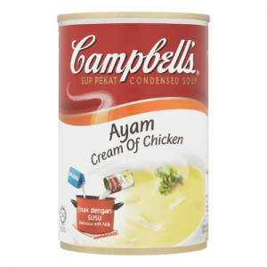 CAMPBELL CRM OF CHICKEN 1X300G