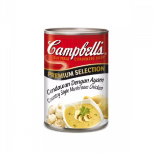 CAMPBELL COUNTRY M/ROOM CHIC 1 x 300G
