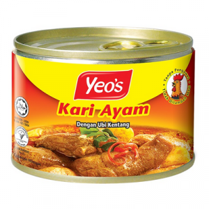 YEO'S CURRY CHIC (S) 1 x 145G