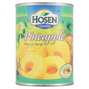 HOSEN PINEAPPLE SLICE 1x565G