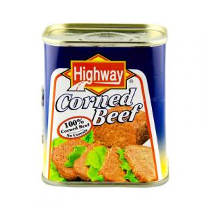 HIGHWAY CORN BEEF-BRAZIL 1X340G
