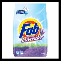FAB DET PWD LAVENDER 1X2.1KG