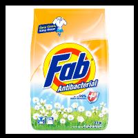 FAB DET PWD ANTI BACT 1X2.1KG