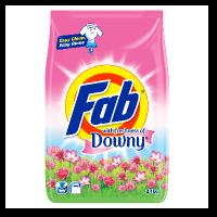 FAB LAU PWD DOWNY 1X2.1KG