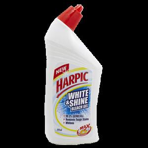 HARPIC T/B WHT & SHINE 1X500ML