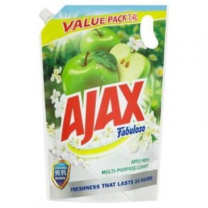 AJAX FAB DOY PACK APPLE 1X1.4LIT
