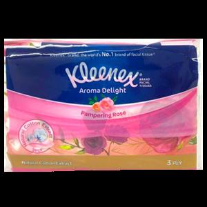 KLEENEX FT ROSE SCENTED S/P 1X4X44'S