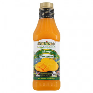 NUTRIFRES' MANGO CONCENTRATE 1X1L