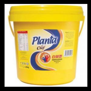 PLANTA MARGARINE 1 x 4.8KG