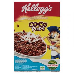 KELLOGG'S COCO POPS 1 x 400G
