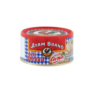 AYAM BRAND SPREAD TUNA 1X160G