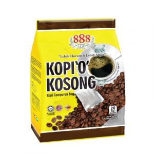 888 KOPI O NO SUGAR 1 x 20X10G