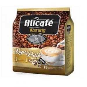 ALICAFE WARUNG WHITE COFFEE RICH 1X15X40G