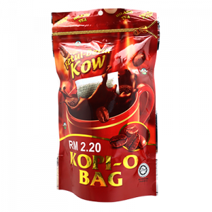 CAP ISTANA KOPI-O BAG BETUL-BETUL KOW 1X10X100G