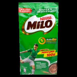 MILO S/PACK FREE 100G 1 X 1KG