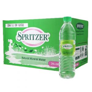 SPRITZER M/WATER 24 x 600ML